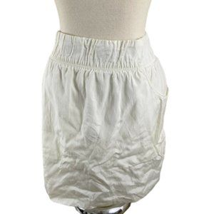 OLD NAVY Lightweight Cotton Skirt Elastic Waist